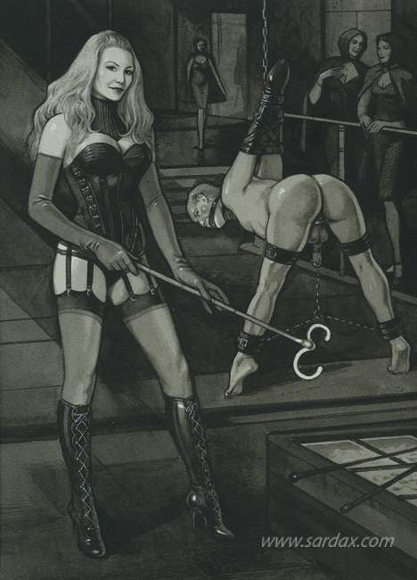 femdom structured discipline for men