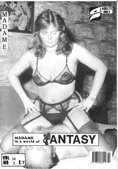 Old femdom magazines from best vintage bondage pics