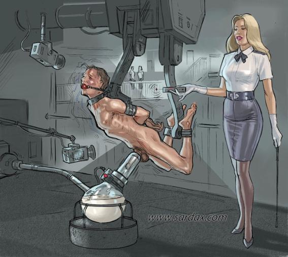 Male sperm milking machines photo 130